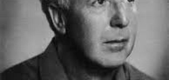 Compositore Alwin Nikolais (1910- Southington, Connecticut- 1993)
