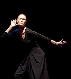 coreografa Carolyn Carlson
