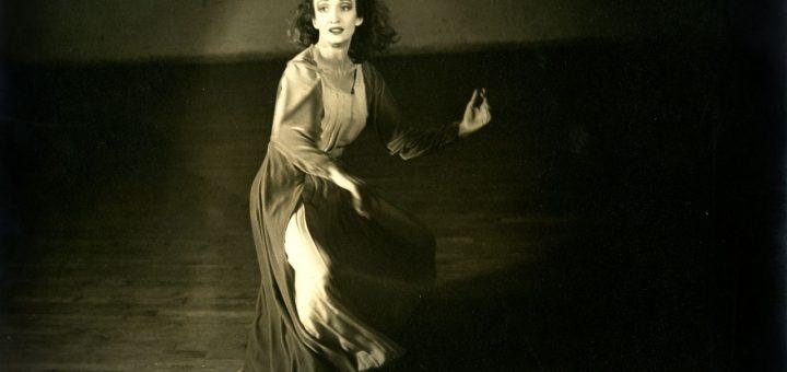 performance a teatro di Doris Humphrey