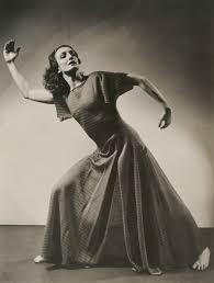 Doris Humphrey in performance