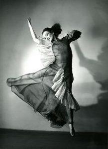 artista Doris Humphrey