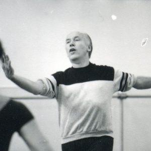coreografo Glen Tetley