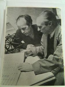 Kurt Jooss insieme a Laban