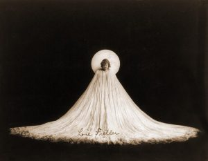 la ballerina Loie Fuller