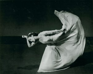 danzatrice Martha Graham