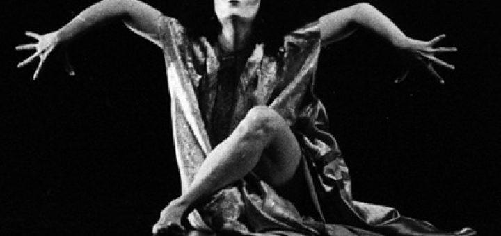 ballerina Mary Wigman