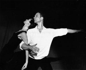 Ballerino Merce Cunningham
