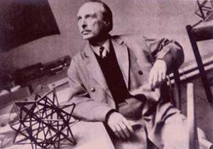 il coreografo Rudolf Laban