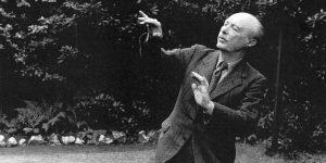 coreografo e filosofo Rudolf Laban