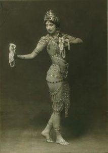 la danzatrice Ruth St. Denis