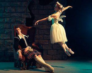 IL Balletto classico la sylphide