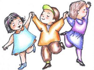 danza per bambini