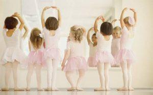 i benefici della danza da bambini