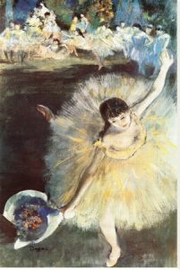 Storia di arte e Danza Classica