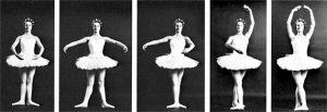 posizioni di danza classica